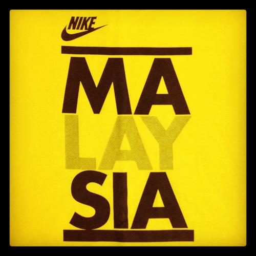 Malaysia by Nike