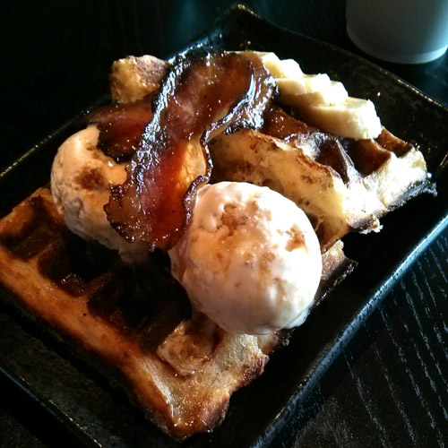 BBC Waffle by Standing Theory