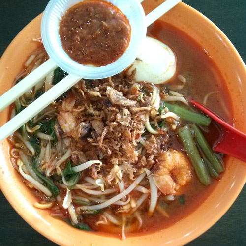 Prawn Mee by Choon