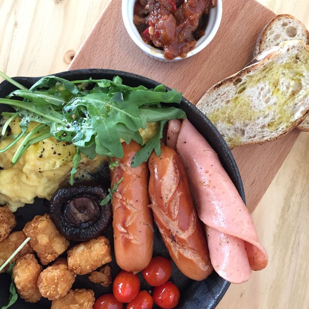 Butcher's Breakfast by Fifth Palate